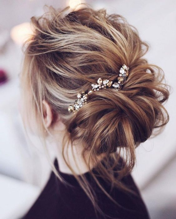 Perfect Wedding Updo Hairstyles For The Big Day