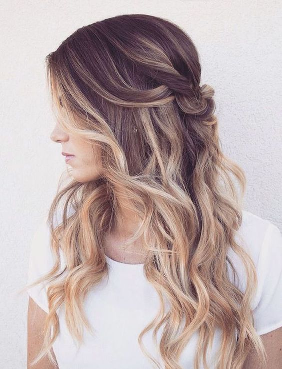 Favourite Wedding Hairstyles For Long Hair