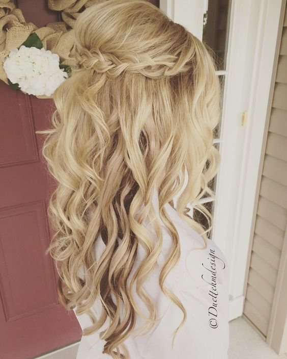 Beautiful Wedding Hair Styles For Your Perfect Look