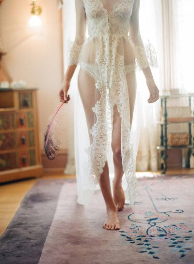 Evergreen Bridal Lingerie from Laura Murray