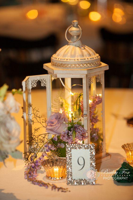 20 Rustic Lantern Wedding Decoration Ideas to Light up ...