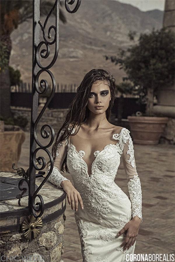 Corona Borealis 2018 Wedding Dresses Collection