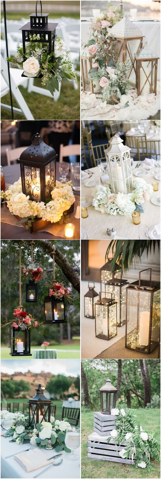 Lantern Wedding Decoration Ideas