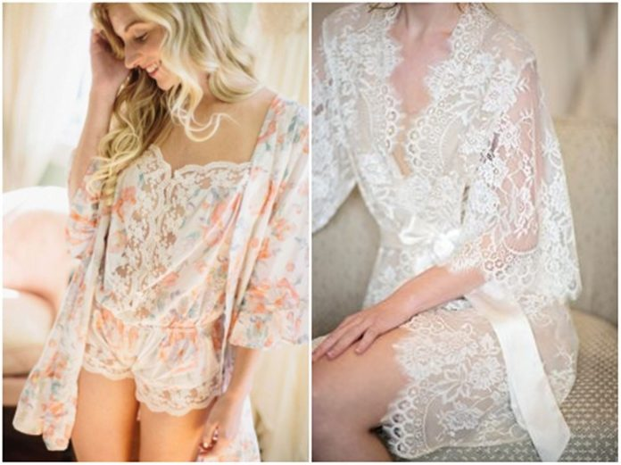 20 Oh So Tempting Wedding Lingerie That Wow