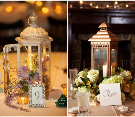 Rustic Lantern Wedding Decoration Ideas to Light up Your Day