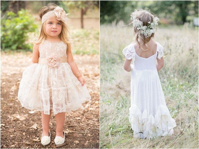 18 Cutest Flower Dresses For The Little Ones