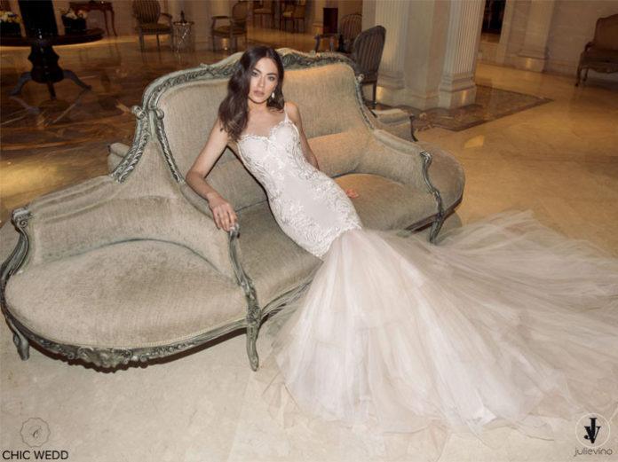 Julie Vino Wedding Dresses Venice Collection 2018