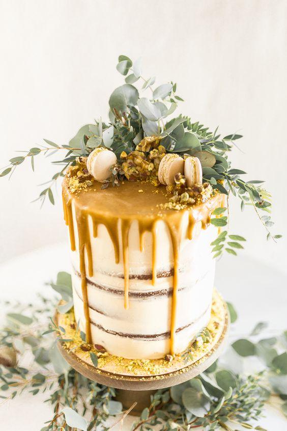 21 Amazing Drip Wedding Cake Ideas You Can T Resist