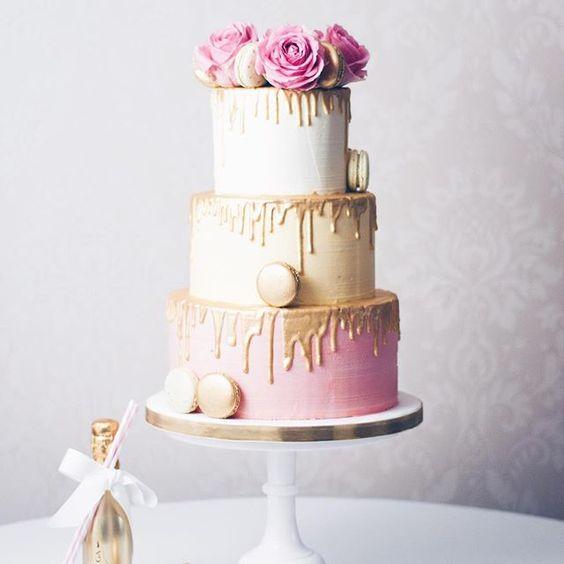 21 Amazing Drip Wedding Cake Ideas You Can't Resist!
