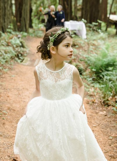 20+ Cutest (and Affordable) Flower Girl Dresses for The Little Ones