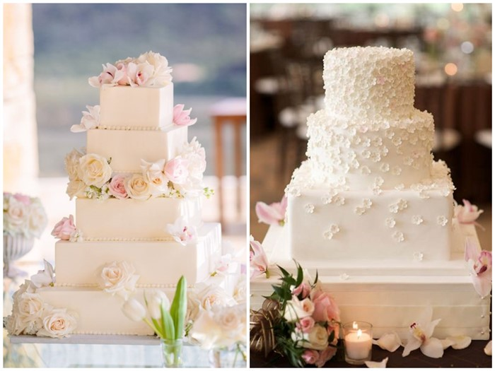 16 unique and eye catching square wedding cake ideas chicwedd unique and eye catching square wedding cake ideas for your wedding junglespirit Choice Image