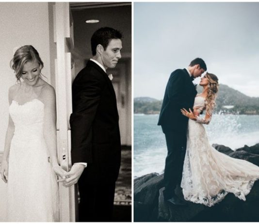 Sweet Wedding Photos with Your Groom