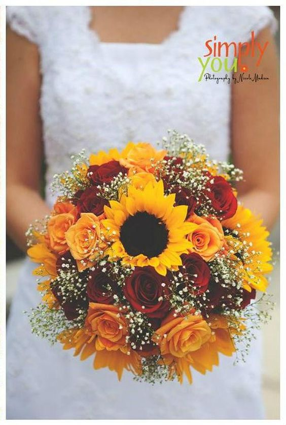 Fall In Love With Fall Weddings