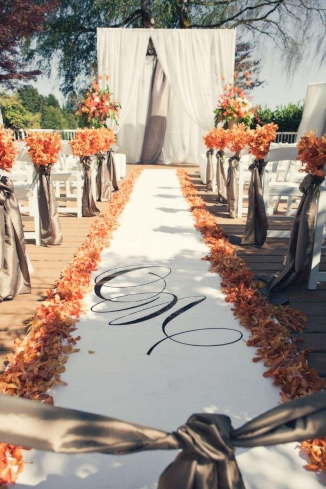 Fall Wedding Ideas Design Listicle