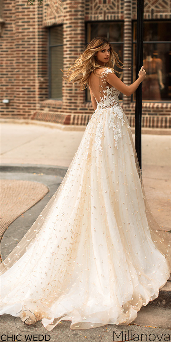 Milla Nova Wedding Dresses.Milla Nova 2018 Wedding Dresses Collection Chicwedd