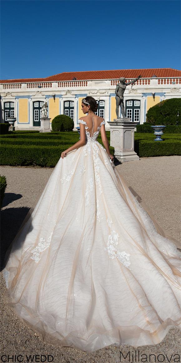 Top Popular Milla Nova 2018 Wedding Dresses