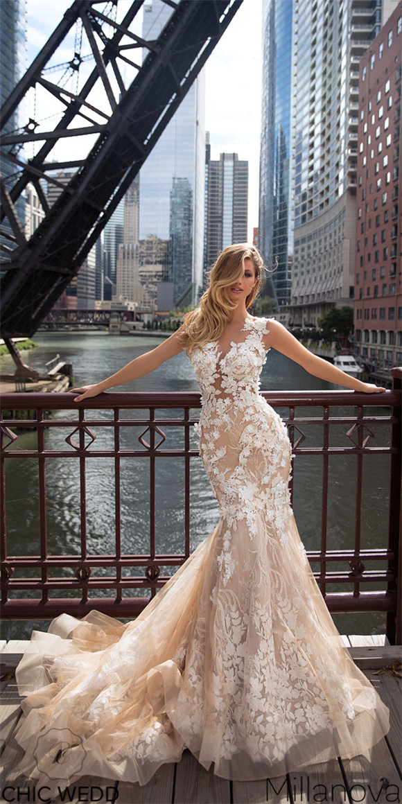 Wedding Dresses Chicago Campaign