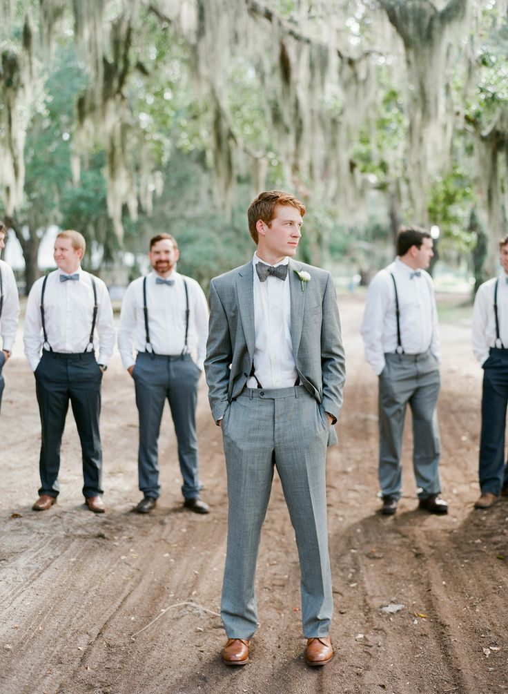 20 Coolest Vintage Groom Attire Ideas