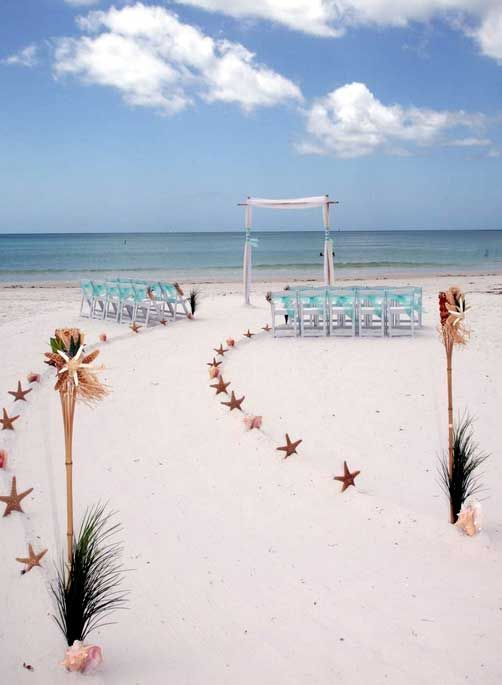 18 Stunning Fun Beach Wedding Decorations Ideas