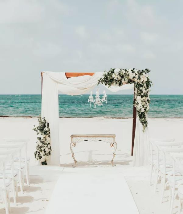 Beach Wedding Decorations Ideas: 18 Stunning Fun Beach Wedding Decorations Ideas