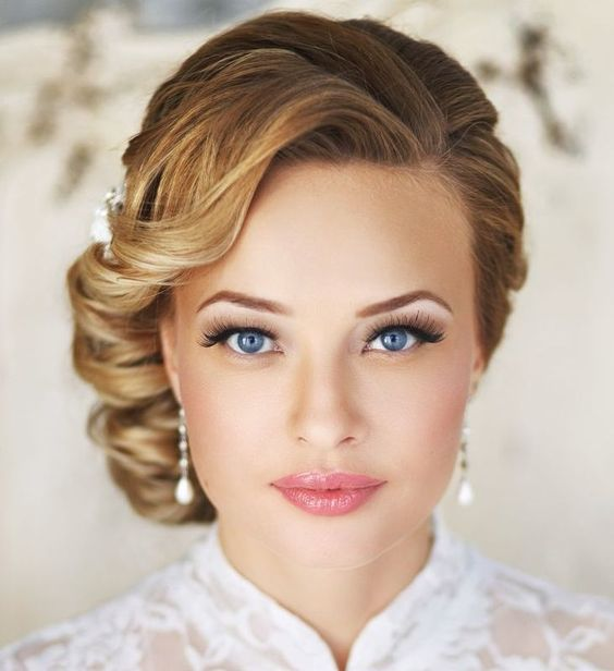15 Stylish Wedding Hairstyles for Short Hair