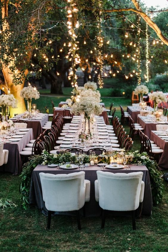 Drop-Dead Gorgeous Wedding Receptions