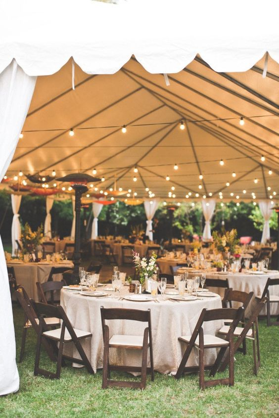 Planning An Outdoor Wedding?