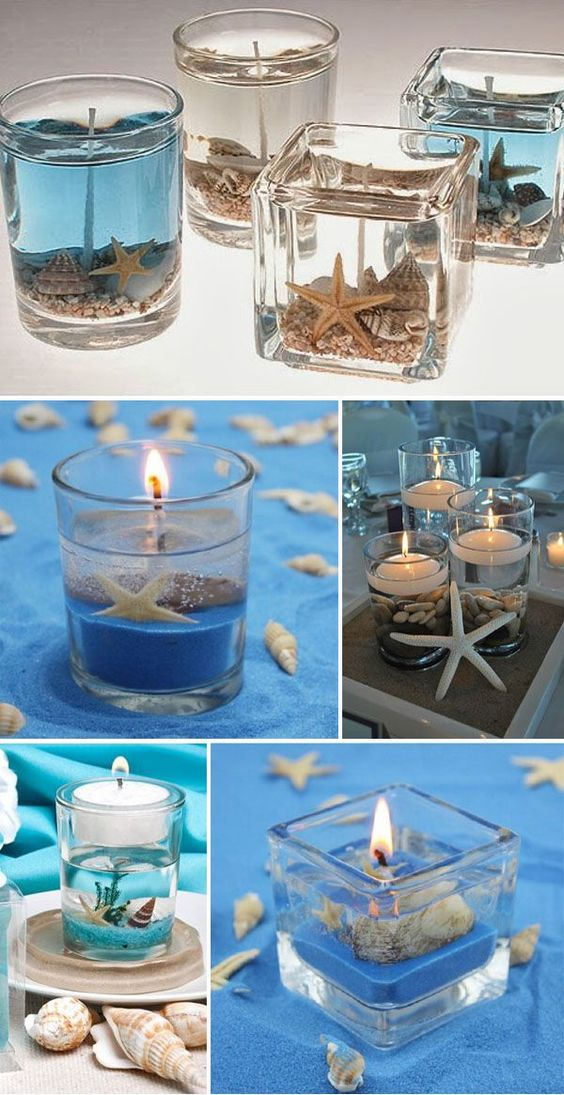 Cheap Decorative Candle Wedding Favors