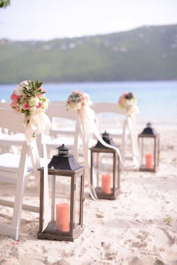 20 Stylish Beach Wedding Ideas You Wont Want To Put Down Chicwedd