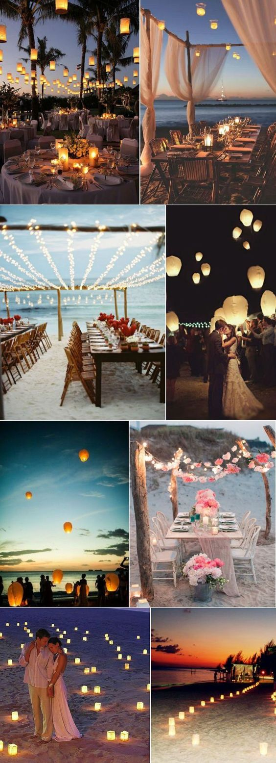 20+ Stylish Beach Wedding Ideas You Won't Want to Put Down! - ChicWedd