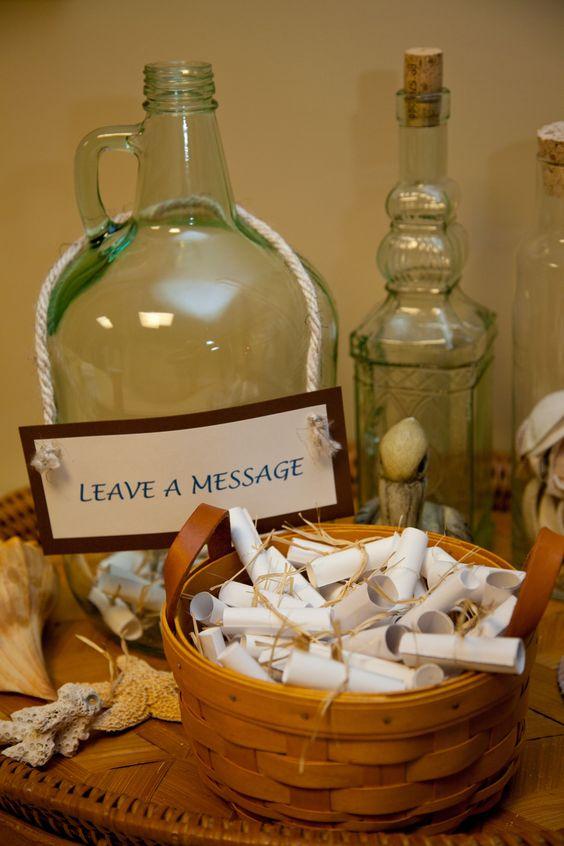Wedding Ideas: Unique Alternative Wedding Guestbooks