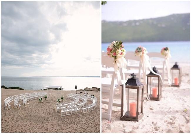 20 Stylish Beach Wedding Ideas You Won T Want To Put Down Chicwedd