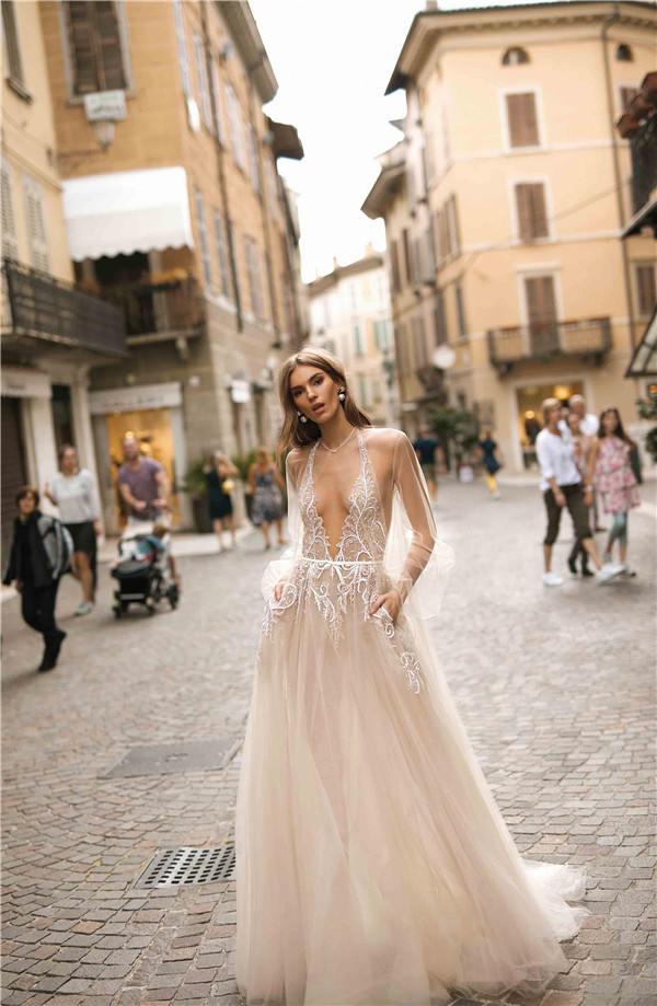 Berta Fall 2019 Wedding Dress Collection
