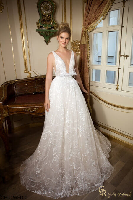 Galit Robinik 2019 Wedding Dresses - Princess Collection
