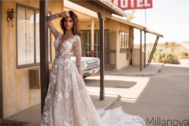 079136380e Milla Nova 2019 California Dreaming Collection Wedding Dresses ...