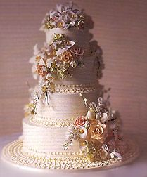 Sylvia Weinstock The Most Magical Wedding Cakes