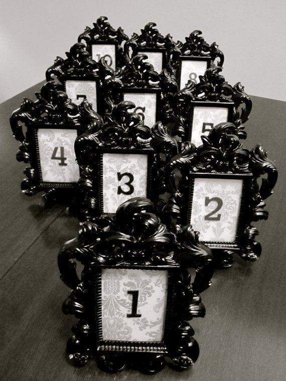 black and white wedding ideas