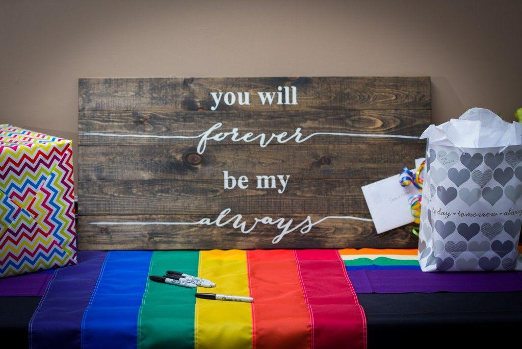 36 Creative Lesbian Wedding Ideas Mrs And Mrs Wedding Chicwedd
