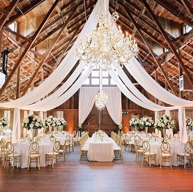 30 Inspirational Rustic Barn Wedding Ideas: 36 Inspirational Rustic Barn Wedding Ideas 2019