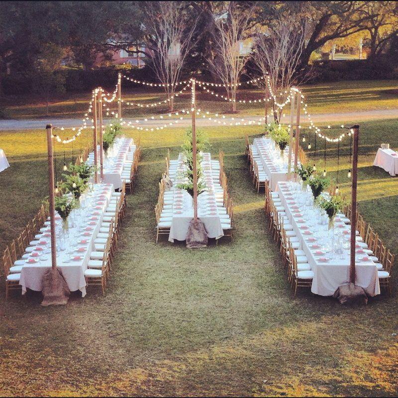 Outside Wedding Ideas.39 Outside Wedding Ideas Decorations For A Fun Wedding Chicwedd