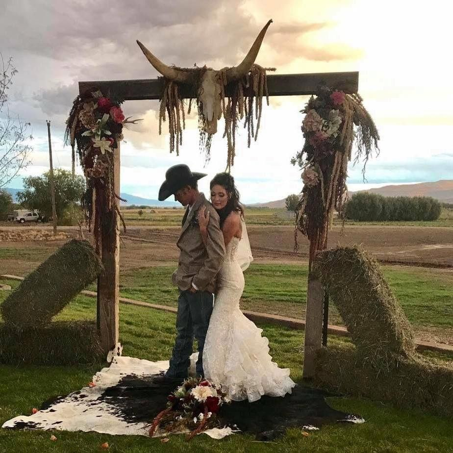 38 Trendy Western Wedding Theme Ideas 2019 Chicwedd