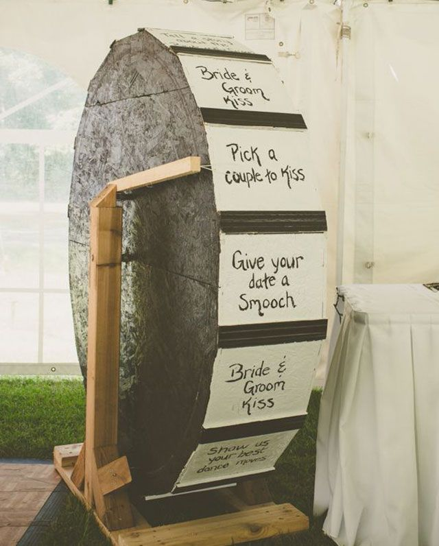 unique wedding ideas