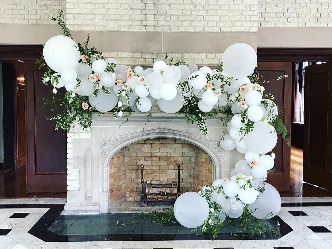 35 Unique Balloon Wedding Décor Ideas To Rock Chicwedd