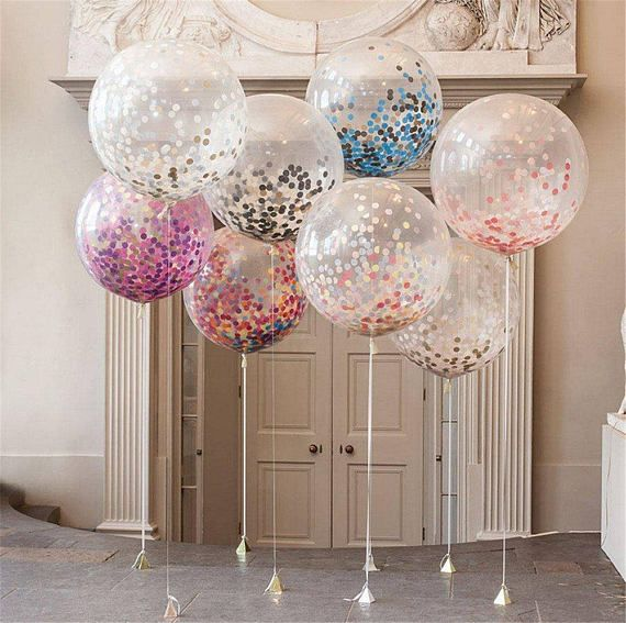 Fun Balloon Wedding Décor Ideas to Rock
