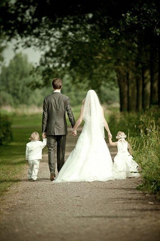 Family Wedding Photo Ideas