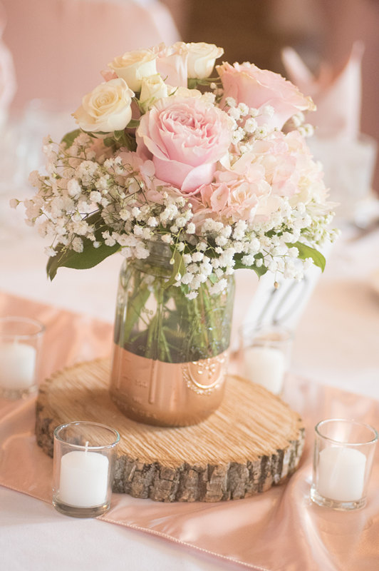 Mason Jar Wedding Centerpieces.39 Mason Jar Wedding Centerpieces For Every Wedding Chicwedd