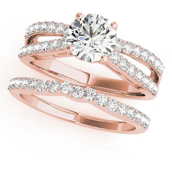 Rose Gold engagement ring ideas