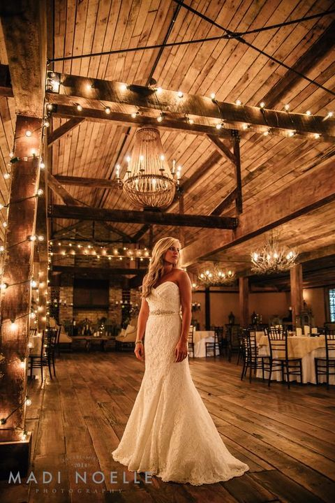 Rustic Barn Wedding Ideas