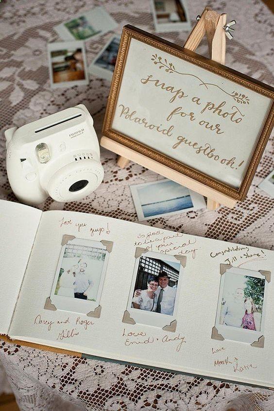 Unique Wedding Guestbook Ideas