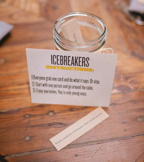 Wedding Reception Game Ideas